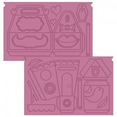 EMBRD-SWEET Sweet Treats Ultimate Embossing Board - dwustronna tablica