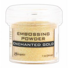 EPJ37491 Puder do embossingu Ranger-Enchanted Gold