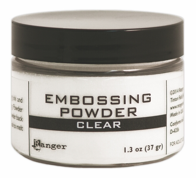 EPL45694 Puder do embossingu Clear Ranger duży 37g