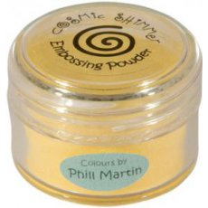 EPL821 Puder do embossingu Phil Martin Cosmic Shimmer- Graceful Mustard Lustre