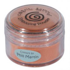EPL890 Puder do embossingu Phil Martin Cosmic Shimmer- Chic Pumpkin Lustre