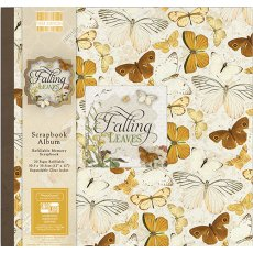 FEALB025 Album do scrapbookingu 30,5x30,5 cm-Falling Leaves