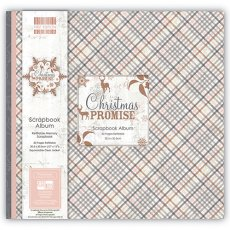 FEALB035X16 Album do scrapbookingu 30,5x30,5 cm- Christmas Promise