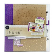 GS2754 La De Dah Glow Creative Journal notes  -zestaw