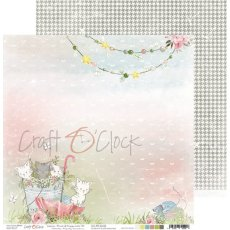CC-PH-32-02 PAWS OF HAPPINESS - 02 - DWUSTRONNY PAPIER