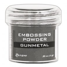 EPJ60369 Puder do embossingu Gunmetal Metallic Ranger