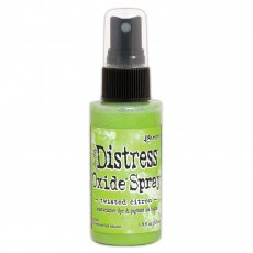 TSO67955 SPRAY OXIDE Distress -Twisted citron