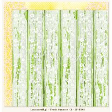 LP-FS01 Dwustronny papier do scrapbookingu - Fresh Summer 01