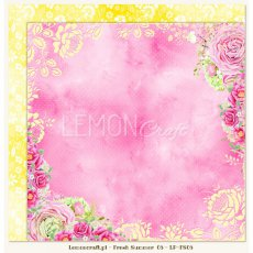 LP-FS05 Dwustronny papier do scrapbookingu - Fresh Summer 05