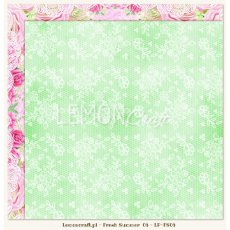 LP-FS06 Dwustronny papier do scrapbookingu - Fresh Summer 06