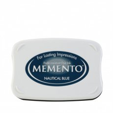 ME-607 Tusz wodny  Memento- ink pad- nautical blue