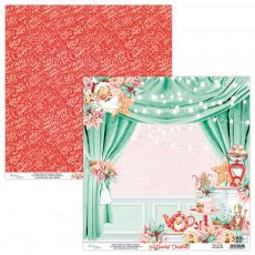 MT-SWE-02 THE SWEETEST CHRISTMAS 02- MINTAY PAPERS- papier dwustronny  30,5x30,5cm5