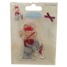 MTYXCS001 Stempel silikonowy Me to You Christmas - Presents