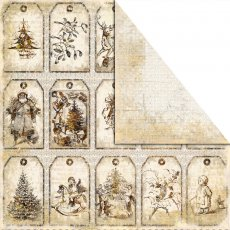 Old-Fashioned Christmas - CRACKER -PAPIER DWUSTRONNY 30,5X30,5 UHK GALLERY