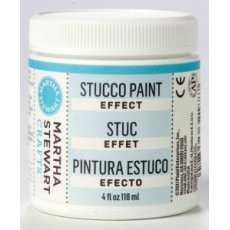 PE32188 Martha Stewart Stucco Paint Effect