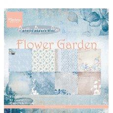 PK9112 Zestaw papierów 15x15 Flower Garden