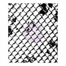 PM961923 Stemple akrylowe 2.5x3 Clear Stamps-Wire Net
