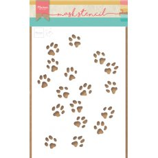 PS8029 Maska- Marianne Design - Tiny's Cat Paws