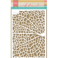 PS8041 Maska- Marianne Design -Tiny\'s Leaf Grain