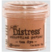 TIM21162 Puder do embossingu Distress tea dye