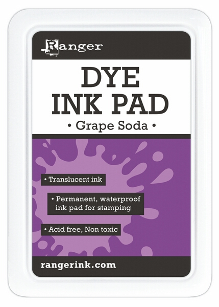 RDP42884 Tusz Dye INK wodny Ranger -Grape Soda