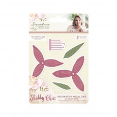 S-SC-MD-CLILY Shabby Shic- Wykrojnik Classic Lilly