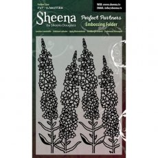 SD-PPEF-LOOSE Luscious Loosest Folder do embossingu - Sheena by Sheena Douglas