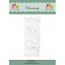 STAMP0117 Stemple Dixi Craft - tekstura kleksy #1