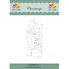 STAMP0119 Stemple Dixi Craft - tekstura kleksy #2