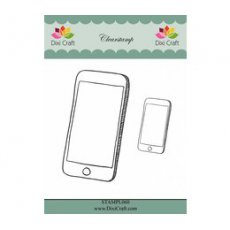 STAMPL060 Stemple Dixi Craft - telefon