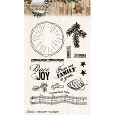 STAMPWW193 - Stemple StudioLight- Woodland Winter