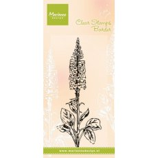 TC0848 Stemple akrylowe -Tiny\'s Foxglove