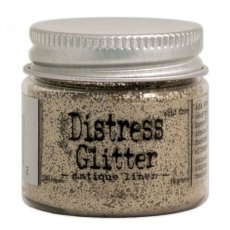 TDG39112 Brokat sypki- Distress Glitter -antique linen
