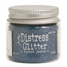 TDG39167 Brokat sypki- Distress Glitter -Faded Jeans