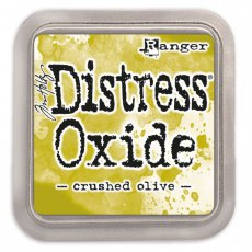 TDO55907 Tusz Distress OXIDE -  crushed olive