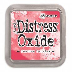 TDO55952 Tusz Distress OXIDE -festive berries