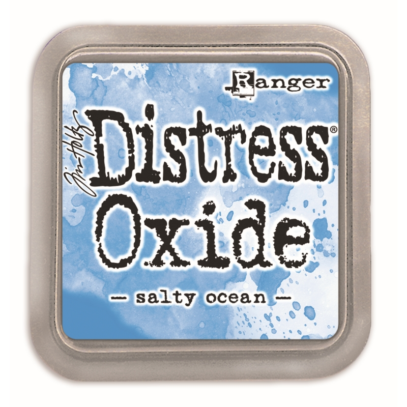 TDO56171 Tusz Distress OXIDE -Salty Ocean