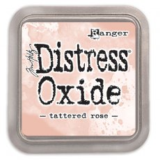 TDO56263 Tusz Distress OXIDE -Tattered Rose