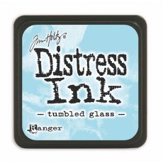 TDP40248 Tusz Distress Mini -Tumbled Glass