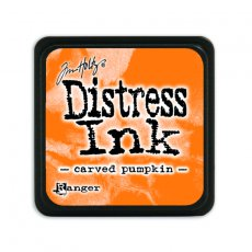 TDP47377 Tusz Distress Mini -Carved Pumpkin