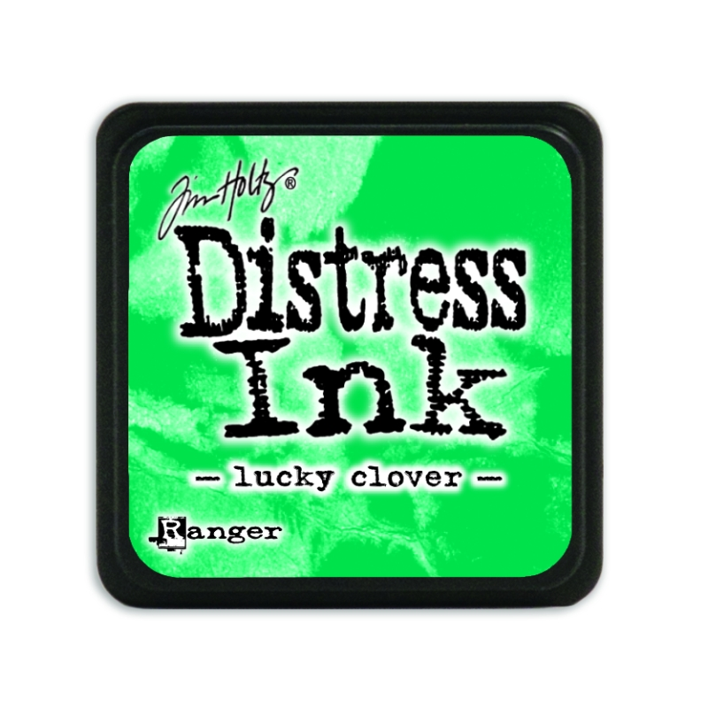 TDP47384 Tusz Distress Mini -Lucky Clover