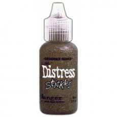 TDS24996 Brokat w kleju Frayed Burlap Distress Stickles