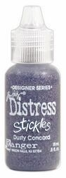 TDS26372 Brokat w kleju Dusty Concord Distress