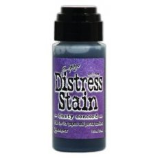 TDW29830 Tusze Distress Stain Dusty Concord