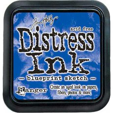 TIM43195 Tusz Distress Ink Pad -Blueprint Sketch
