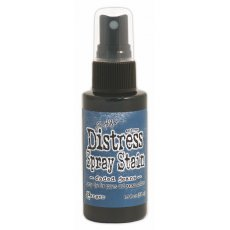 TSS42266 Distress Stain Spray-Faded Jeans