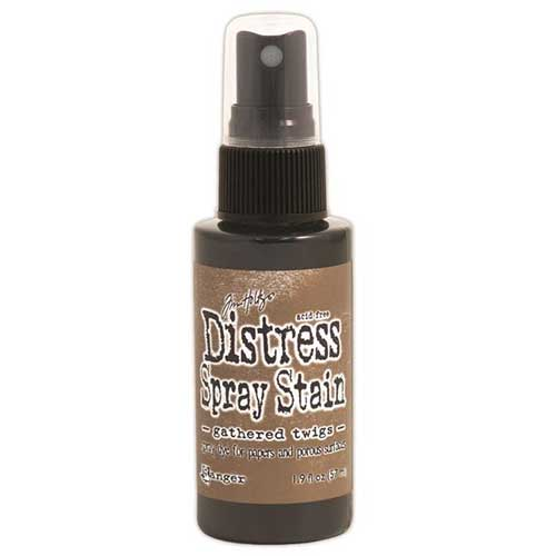 TSS42310 Distress Stain Spray-Gathered Twigs