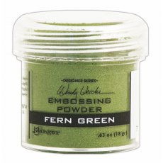 WEP43898 Puder do embossingu Wendy Vecchi Fern Green