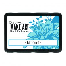 WVD62578 Tusz Wendy Vecchi MAKE ART Bleandable Dye Ink- Bluebird