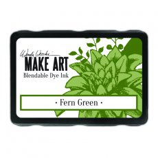 WVD62592 Tusz Wendy Vecchi MAKE ART Bleandable Dye Ink- Fern Green